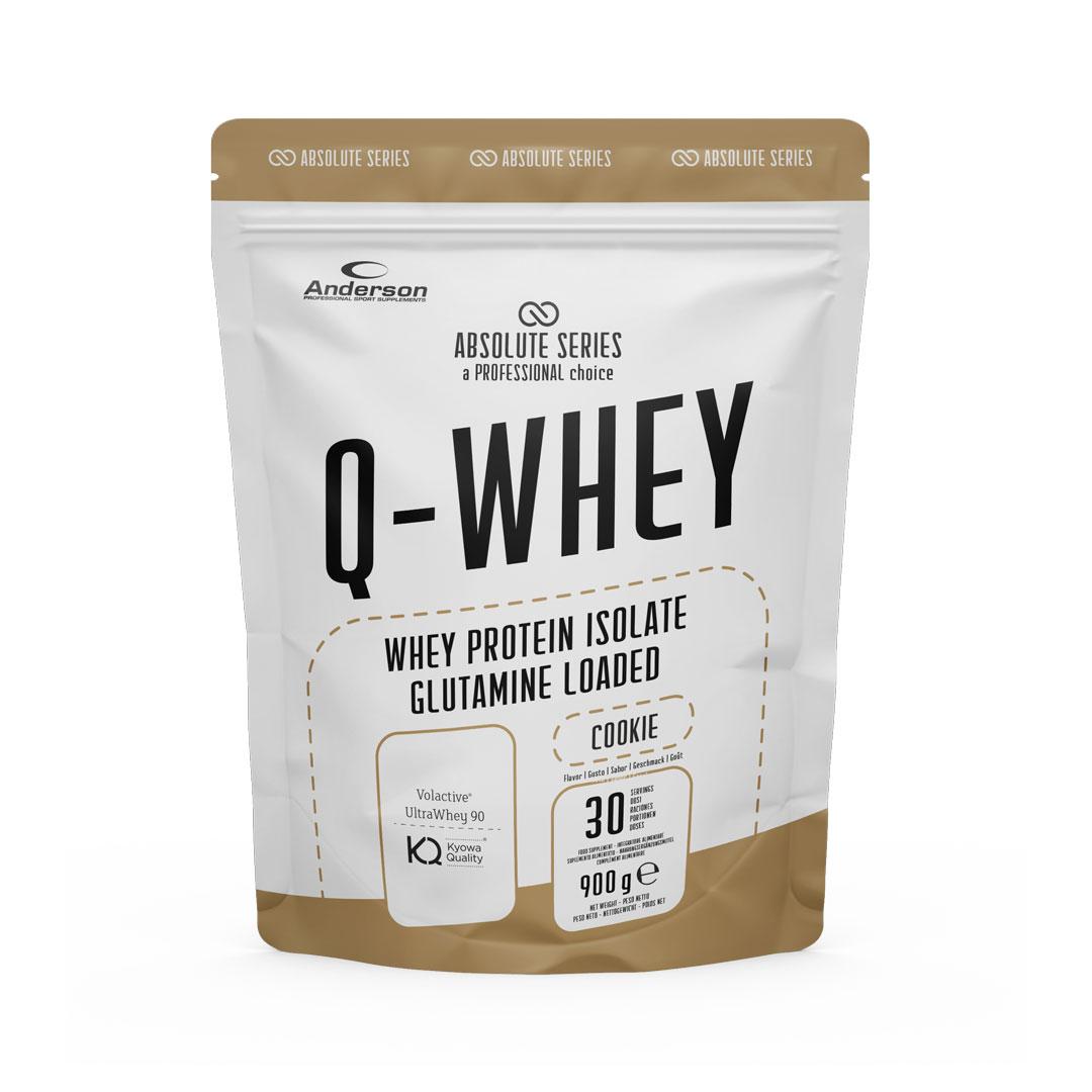 Q-WHEY Proteine del latte - Whey Protein