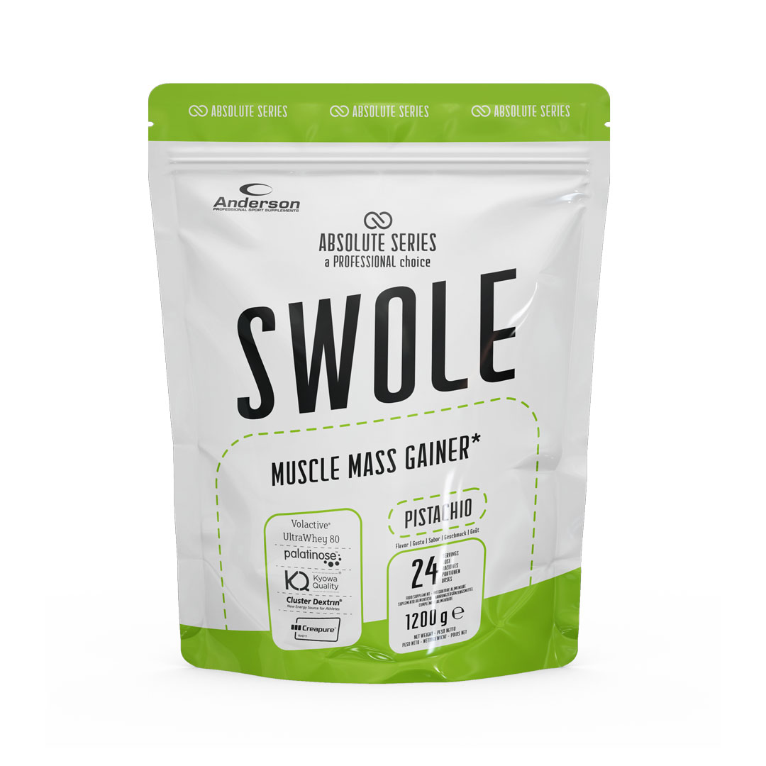 SWOLE Muscle mass gainer