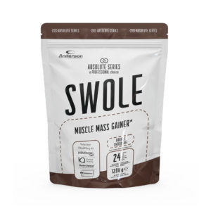 Muscle mass gainer SWOLE