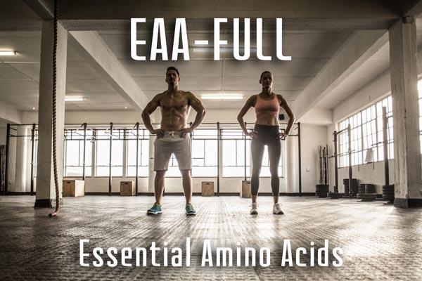 Aminoacidi essenziali EAA-FULL
