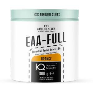 Aminoacidi essenziali EAA-FULL - Gusto Orange