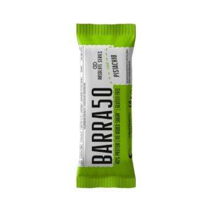 Barrette proteiche - BARRA50 - Gusto Pistachio-Pistacchio