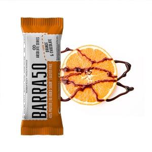 BARRA50 - Gusto Hazelnut-Orange & Chocolate - Arancia e Cioccolato