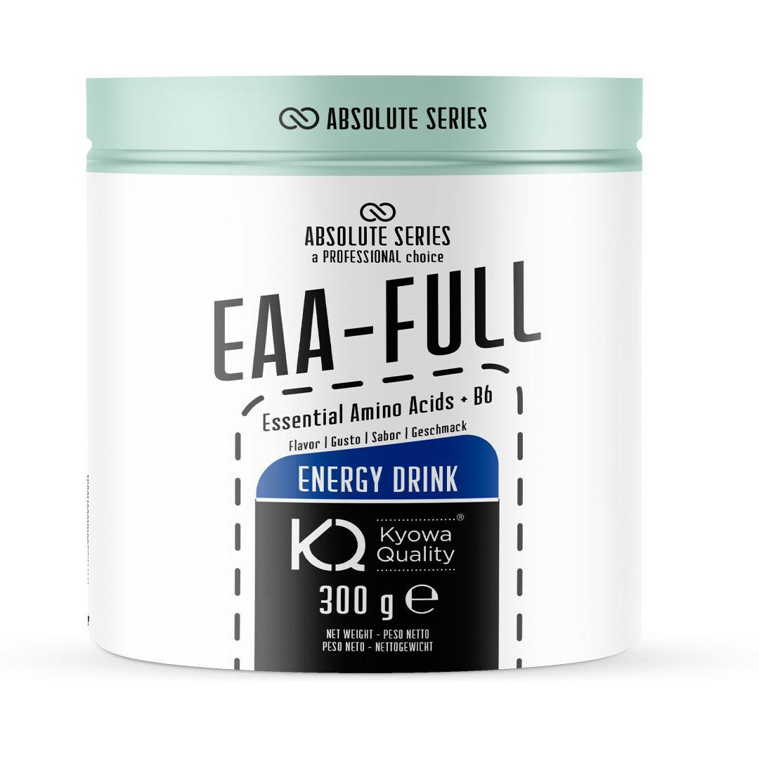 Aminoacidi essenziali EAA-FULL - Gusto Energy Drink