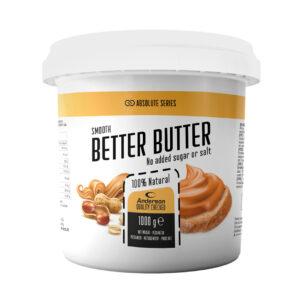 Burro di arachidi - BETTER BUTTER 1000 g